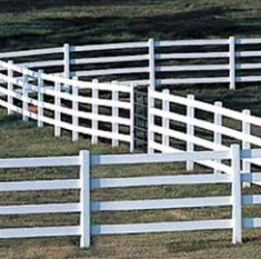 EverGuard® PVC Fence