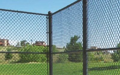 Spectra Bond Color Chain Link Fencing