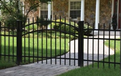 Ornamental Metal Fence Solutions Cedar Springs Fence