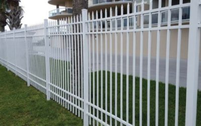 Independence Premium Ornamental Aluminum Fencing