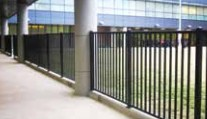 Titan Commercial and Industrial Ornamental Fence