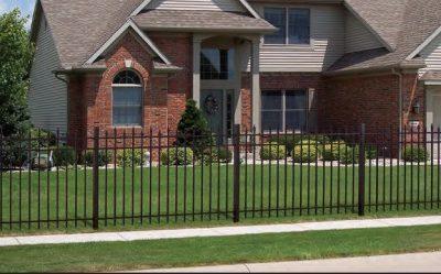 Regis 3000, 4000 Aluminum Fence System
